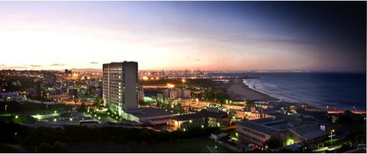 Port Elizabeth Skyline