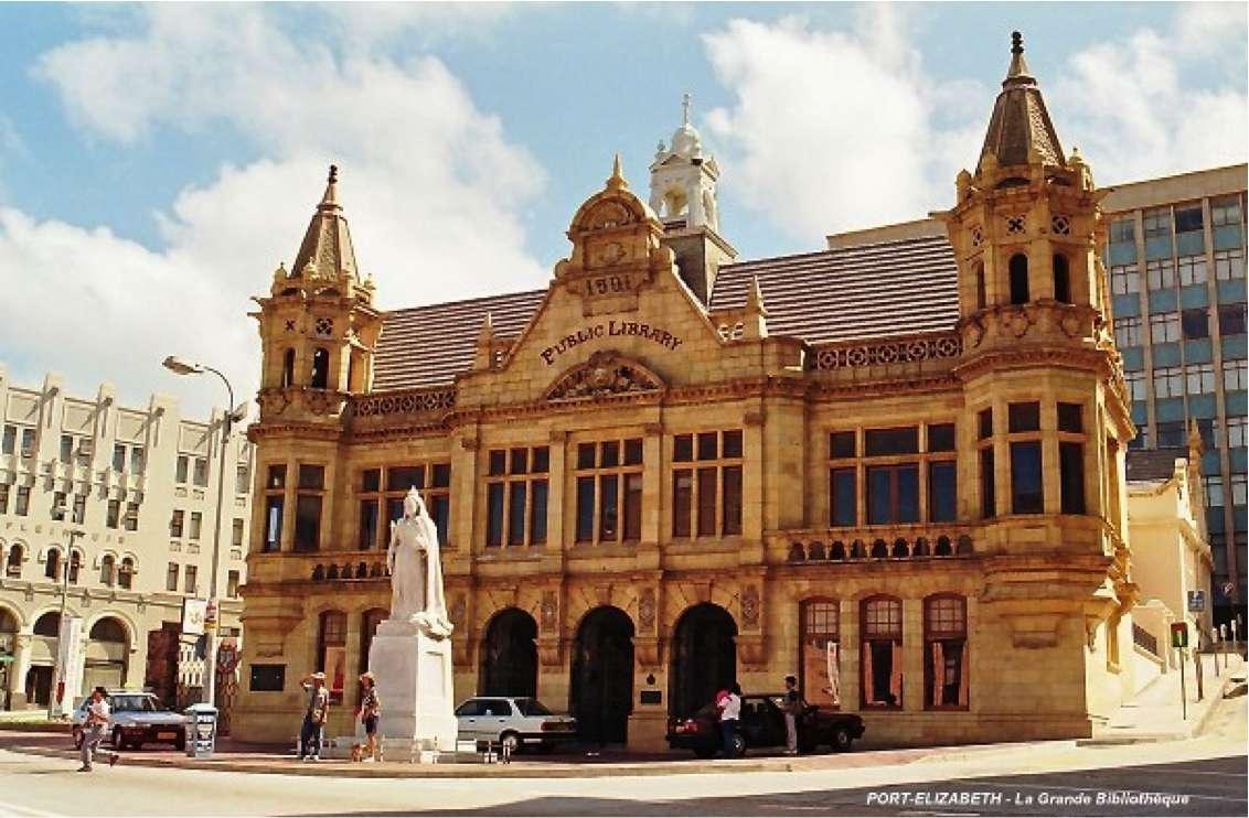 Public Library in Central, Port Elizabeth