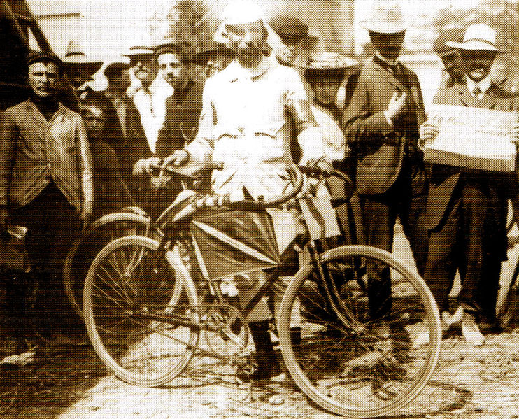 Tour de France 1903, Marcel Kerff.