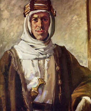 review of lawrence in arabia Te lawrence in war and peace – review by mark barnes  establishment  understand what was happening in arabia and get a grip on.