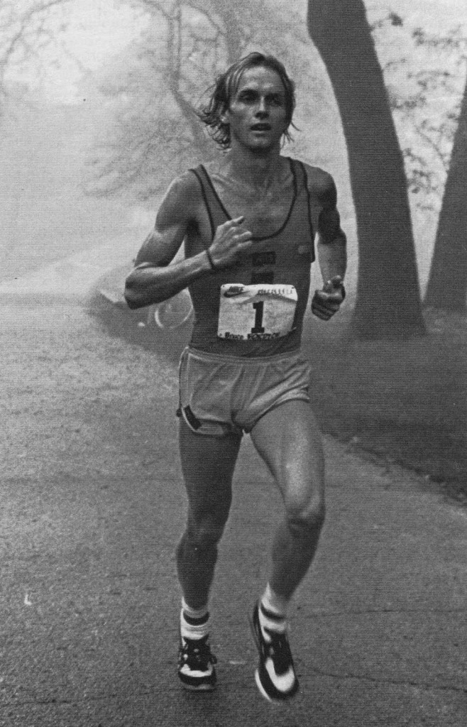 Bruce Fordyce the greatest Comrades ever. The only runner that Bob could never beat