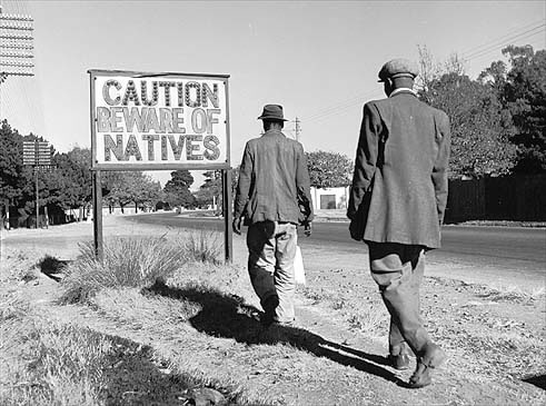 Despite the 1970s being the apogee of Apartheid, road running fraternity relented and allowed blacks into the sport