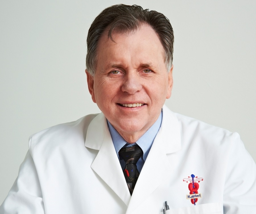 Dr Barry Marshall