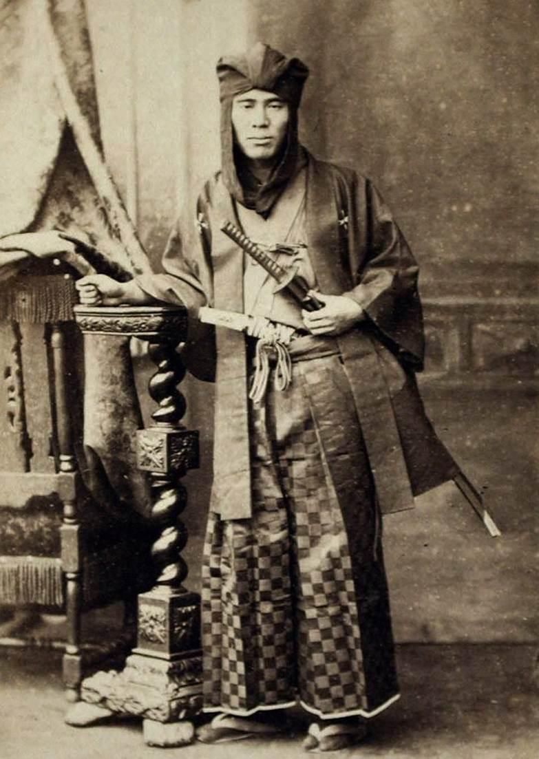 1859. Authentic Samurai