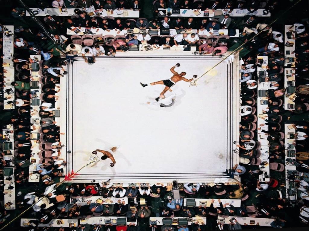 1966. Mohamed Alí versus Cleveland Williams