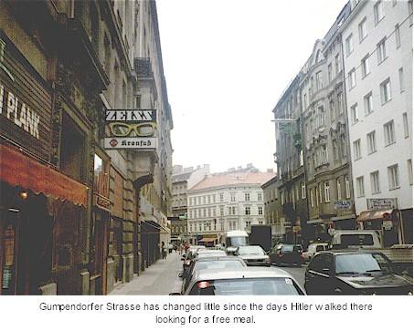 Gumpendorf Strasse