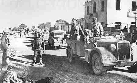 Rommel at Tobruk