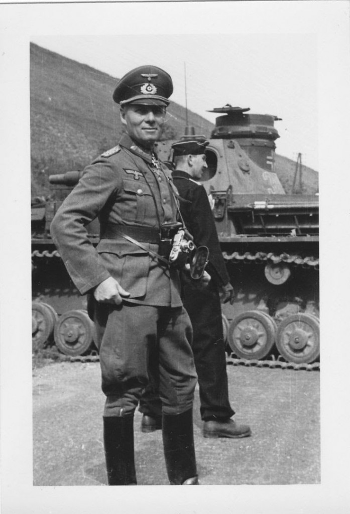 Rommel in France in 1940
