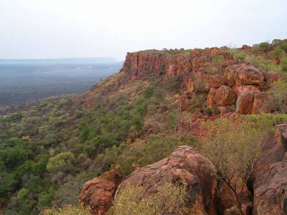 Waterberg escarpment