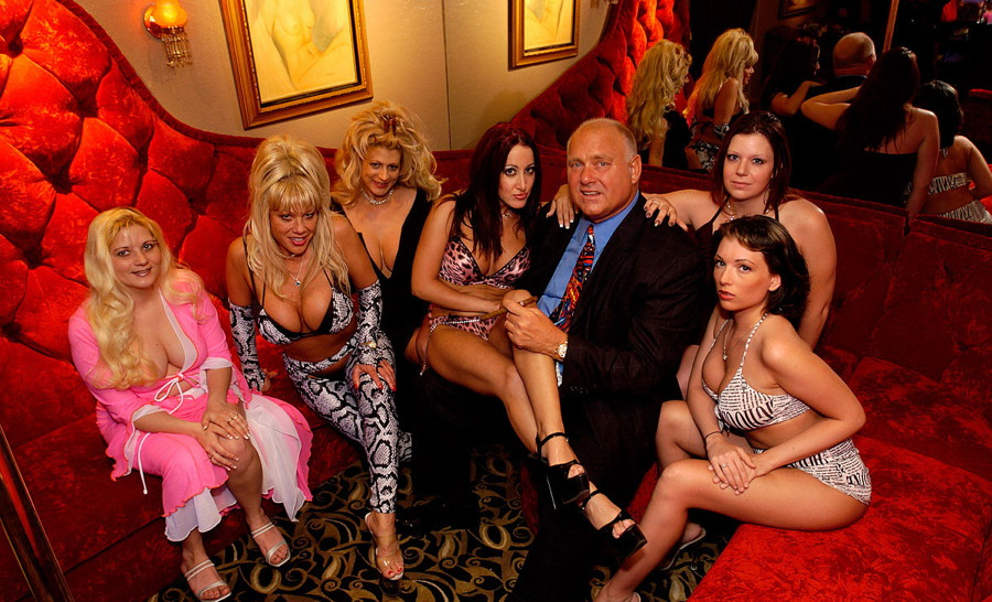 Prostitution at the Bunny Ranch