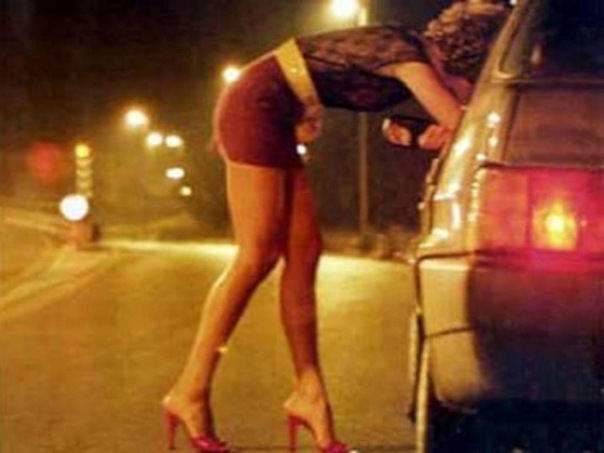 This is why prostitures are 400 times more likely to die on the job than an office worker