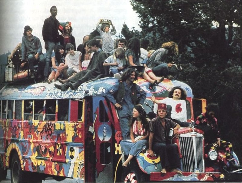 Commune bus