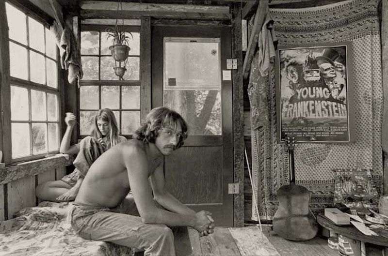 #37Taylor Camp was a sanctuary for Vietnam veterans who wanted to escape the stresses of ever day life