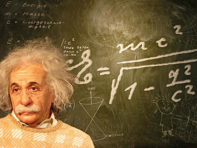 Albert Einstein#3