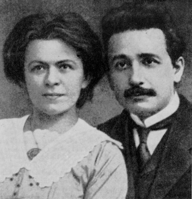 Albert and Mileva Maric