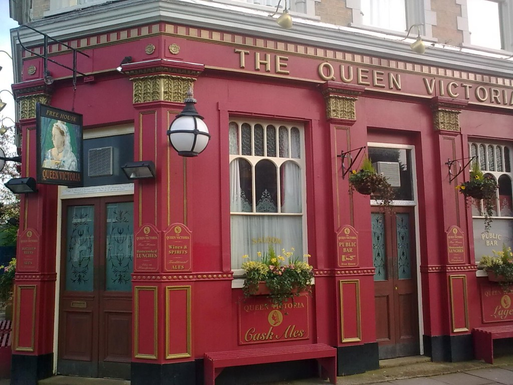 An English pub#10