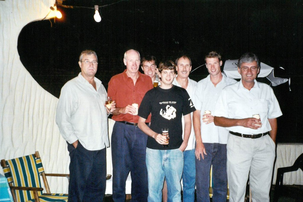 Barry Cornish and others#4