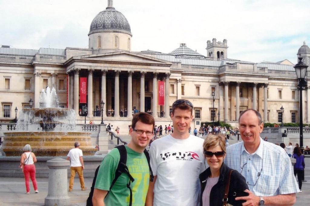 Barry, Eloise, Mark and Craig#1