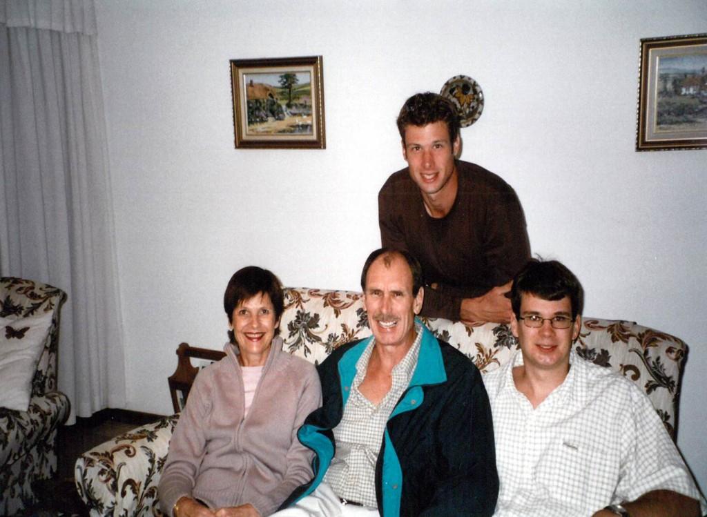 Barry, Eloise, Mark and Craig#2