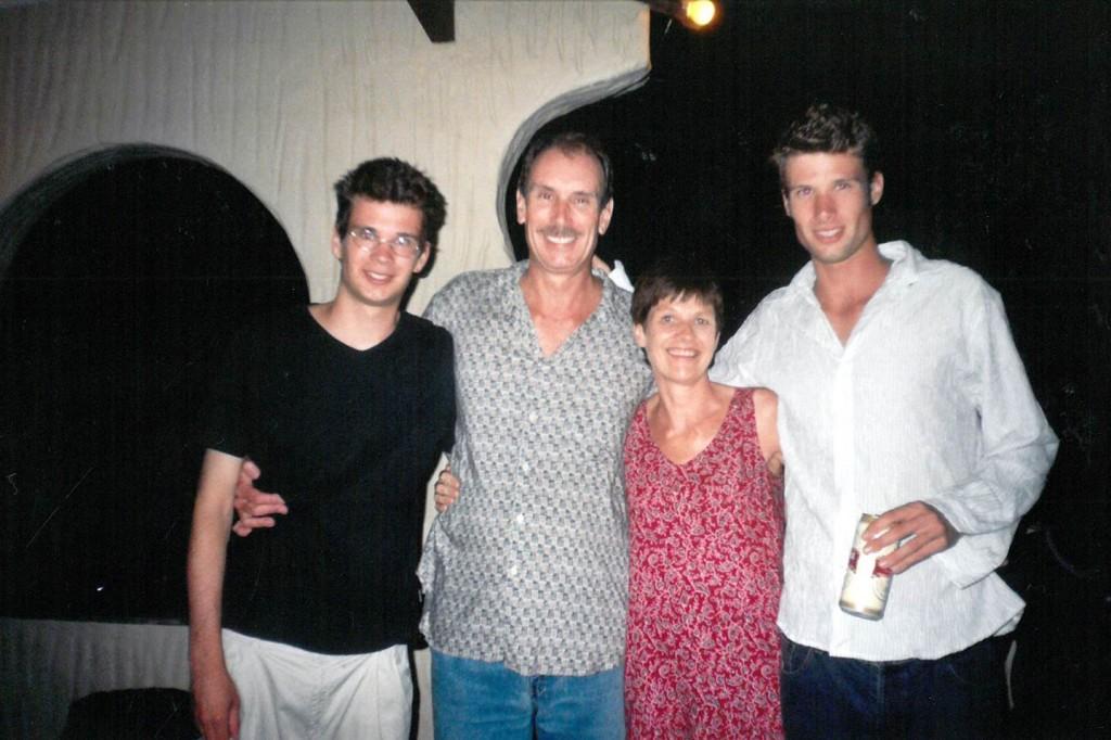 Barry, Eloise, Mark and Craig#3