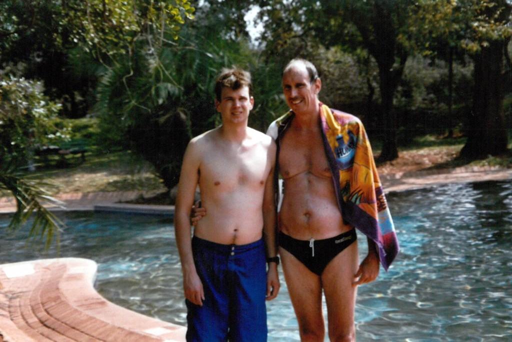Barry and Mark Cornish#8