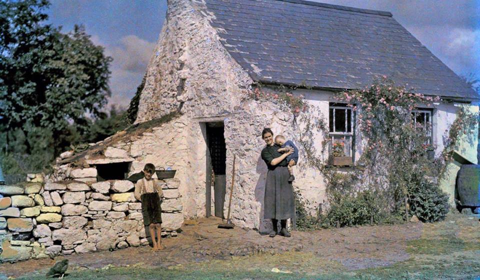 Co Cork Cottage — with Micky Drippin