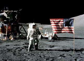 Man on the moon#2