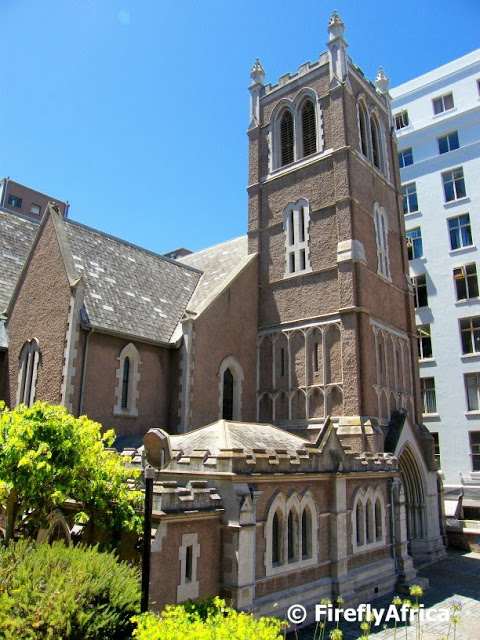 St Mary's Church Port Elizabeth: The modern version