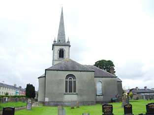 St. John's Church of Ireland Church, Church Street, Battery Road, Longford Town, County Longford#23