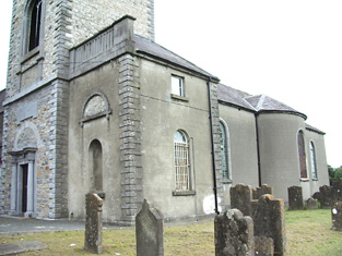 St. John's Church of Ireland Church, Church Street, Battery Road, Longford Town, County Longford#25