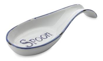 Traditional spoon rest