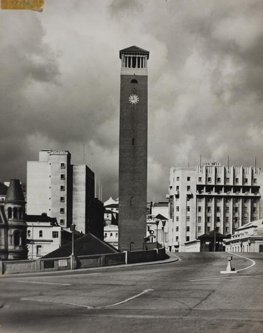 The Campanile in 1960