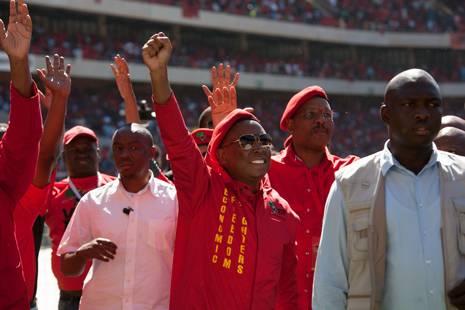 EFFs manifesto launch in Soweto#3