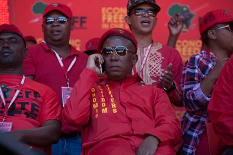 EFFs manifesto launch in Soweto#4