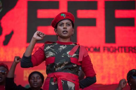 EFFs manifesto launch in Soweto#5
