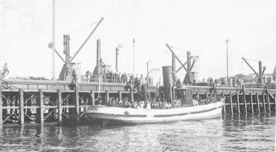 Harbour#8
