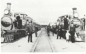 Railway from Uitenhage to PE