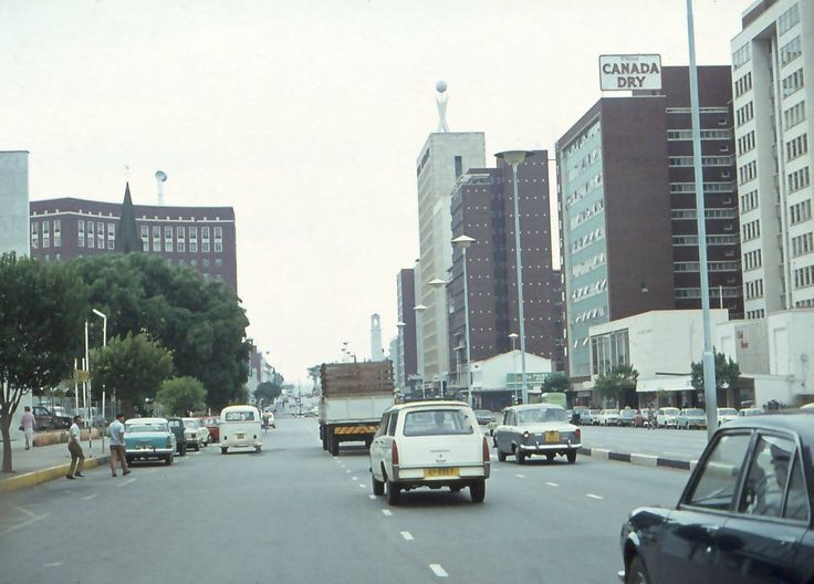 Salisburg Rhodesia