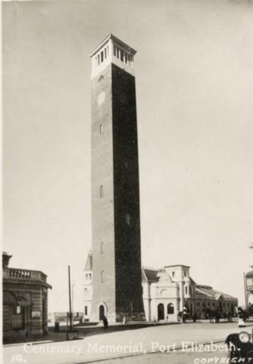 The Campanile 1820 Settlers Memorial