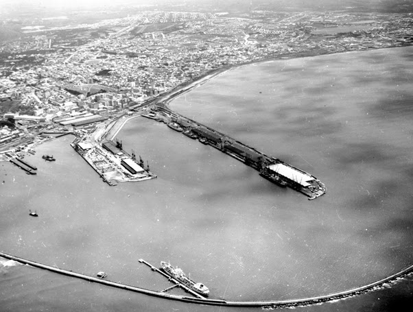 The Harbour in 1958