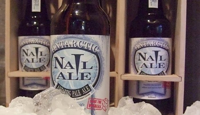The most expensive beer in the world is the Antarctic Nail Ale, if you want to try it, you better be prepared to spend $1,815 per bottle, so there better be a darn good reason for celebration