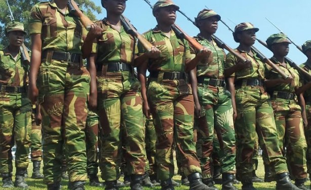 Zimbabwean Army to be shrunk dramatically