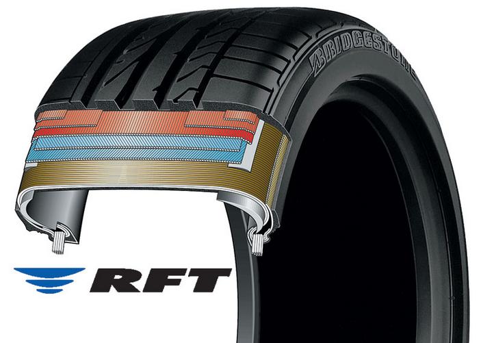 A run-flat tyre