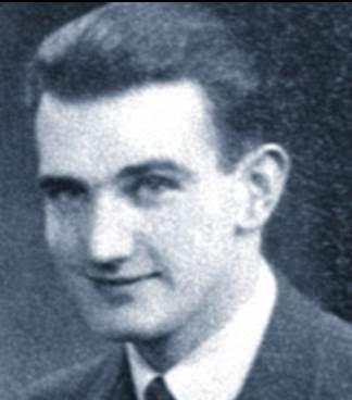21-year-old Polish Pilot Officer Ludwik Martel