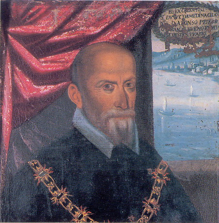 Alonso Pérez de Guzmán, the 7th Duke of Medina Sidonia