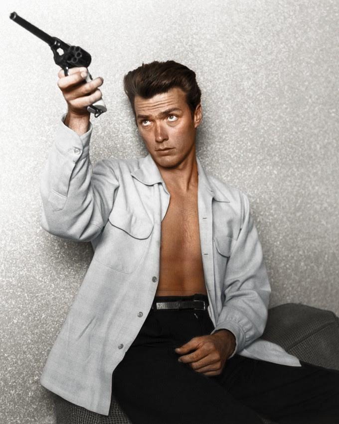 Clint Eastwood, 1962