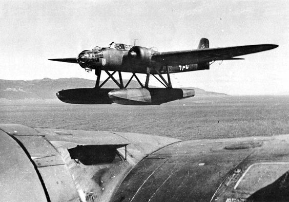 Heinkel He 115B-1 - coastal pilot group 506