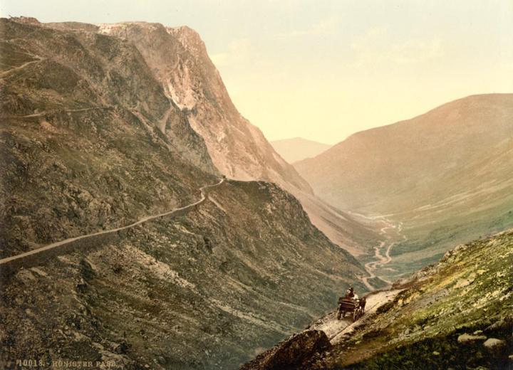 Honister Pass, The Lake District