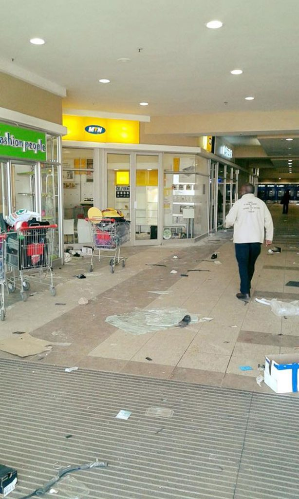 Rioting & Looting in Tshwane#14