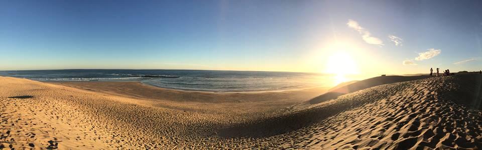 Sardinia bay beach